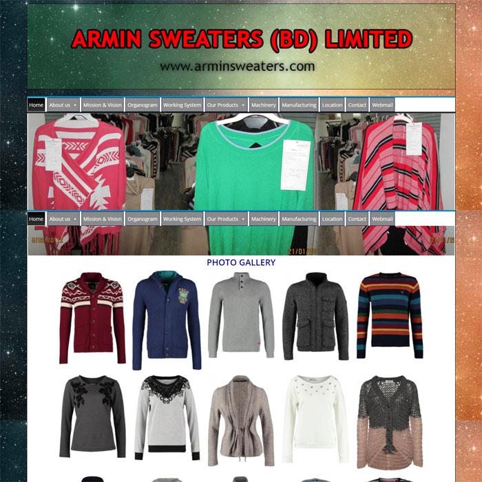 Armin Sweaters