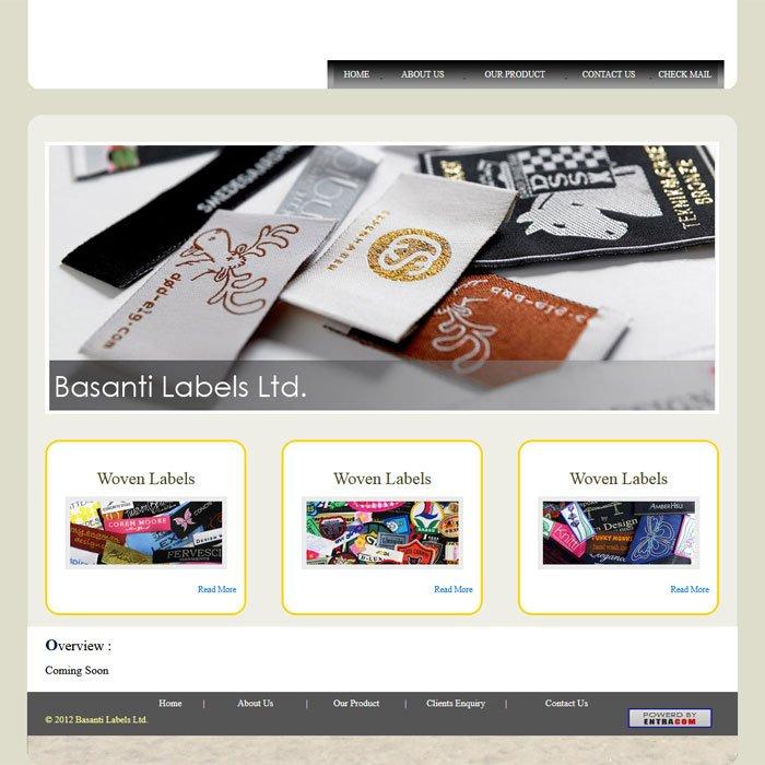 Basanti Ltd