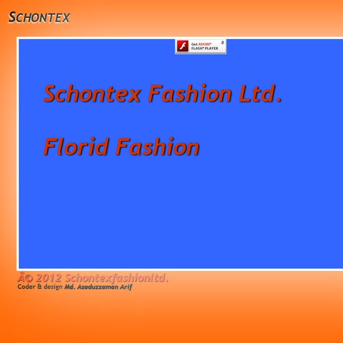 Schontex Fashion
