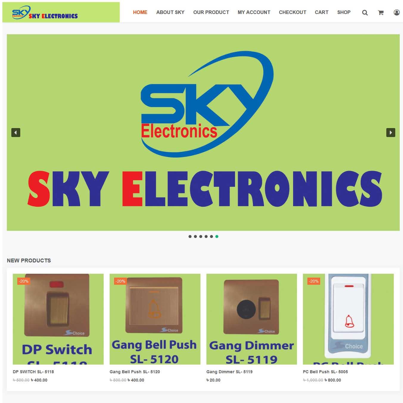 Sky Electronics Ltd