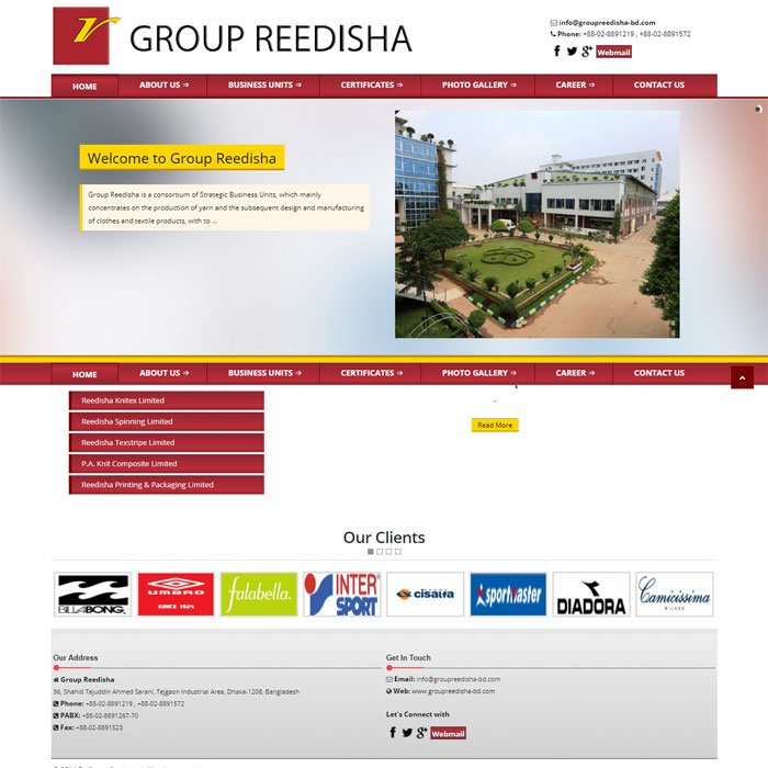 Group Reedisha