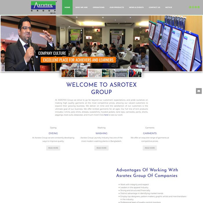 Asrotex Group
