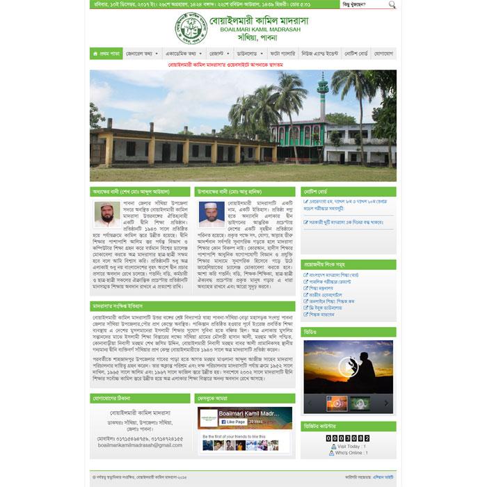 BK Madrasah