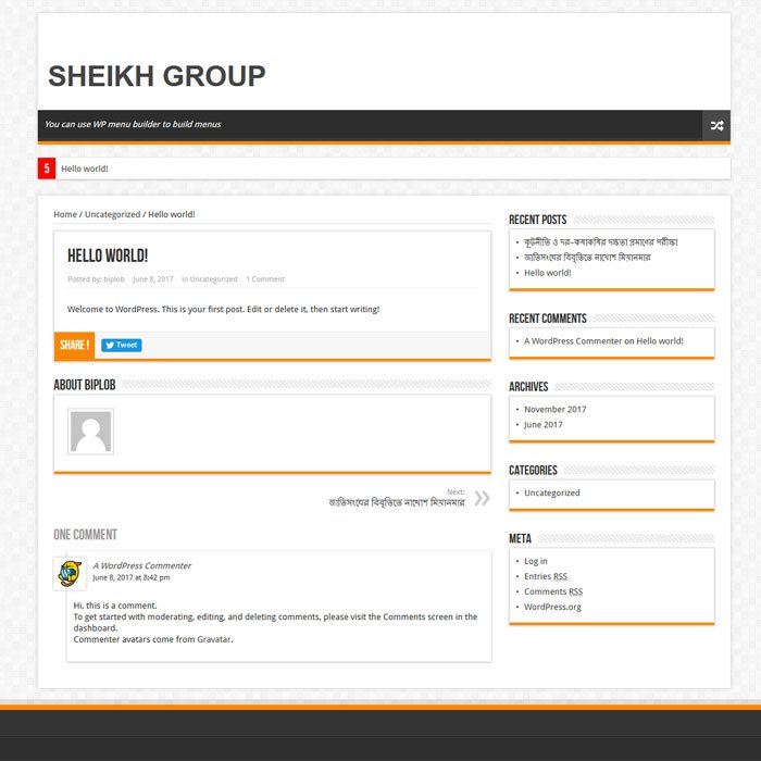Sheikh Group