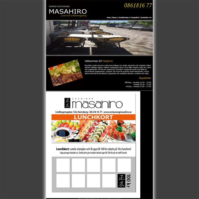 Restaurang Masahiro