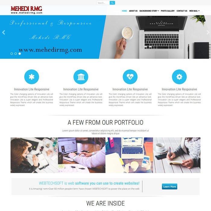 Mehedi RMG | Top Domain Hosting Company in Bangladesh, Web