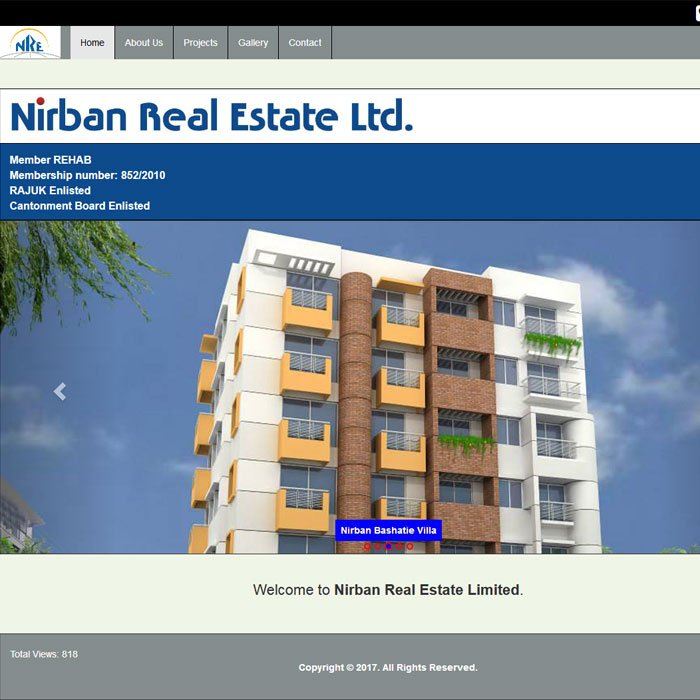Nirban Real Estate