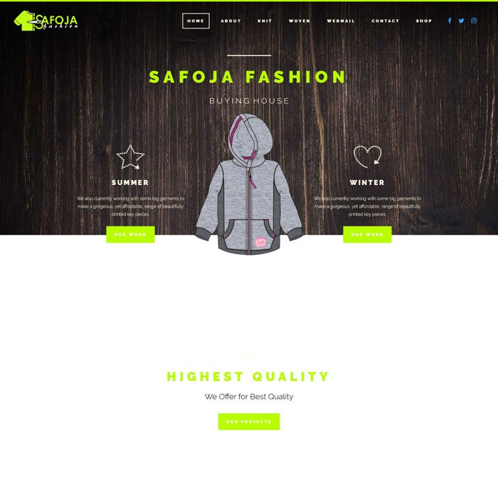 Safoja Fashion
