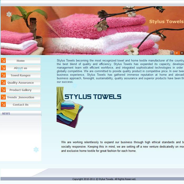 Stylus Towels