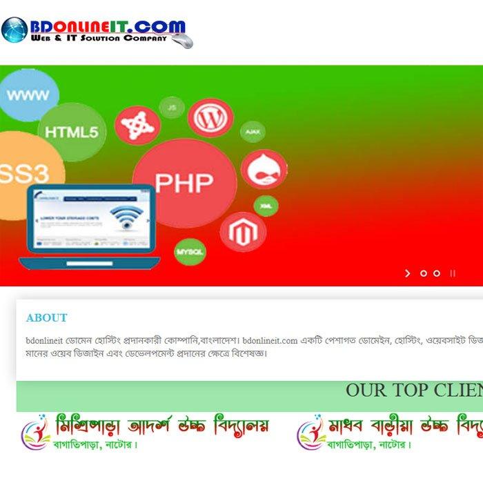 Online IT