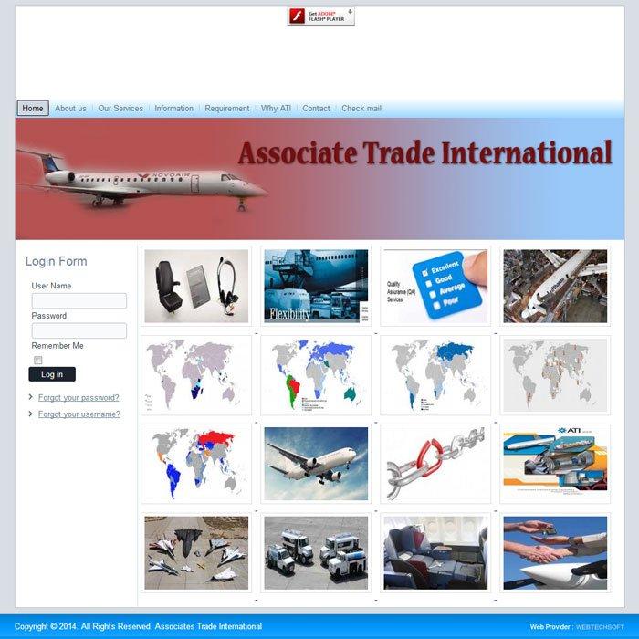 Associates Trade Intl