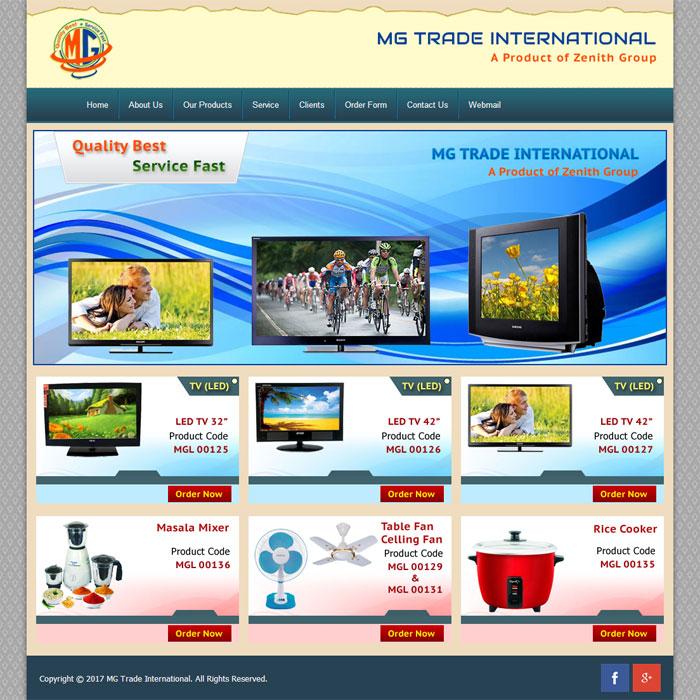 MG Trade Int